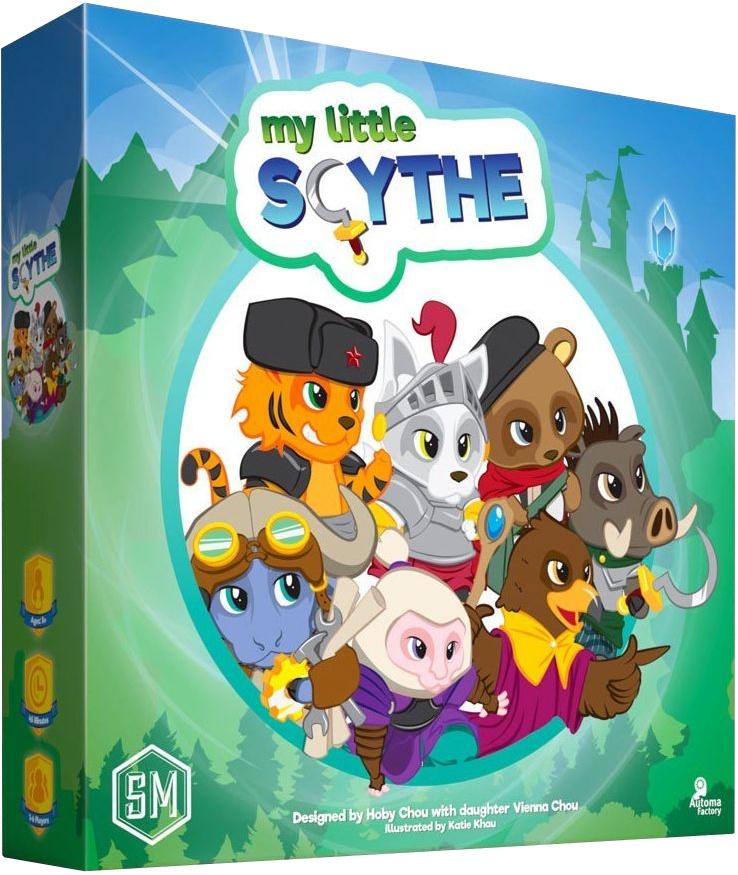 d0a6acd68b8bb1 My Little Scythe PL - Cena 164.00 PLN jest dostępna w sklepie ...