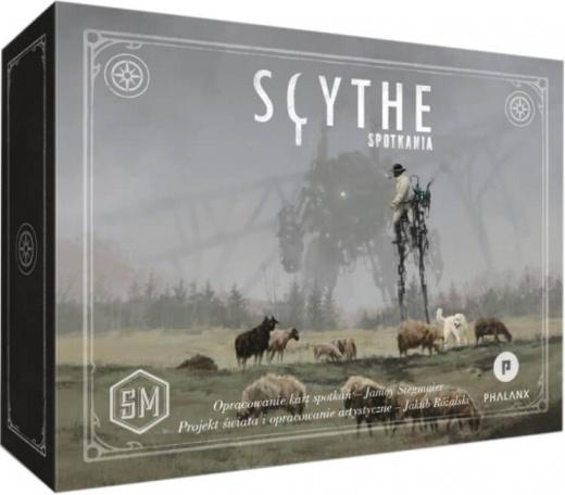 22c0e68e4ab307 Scythe: Spotkania - Cena 55.90 PLN jest dostępna w sklepie ...